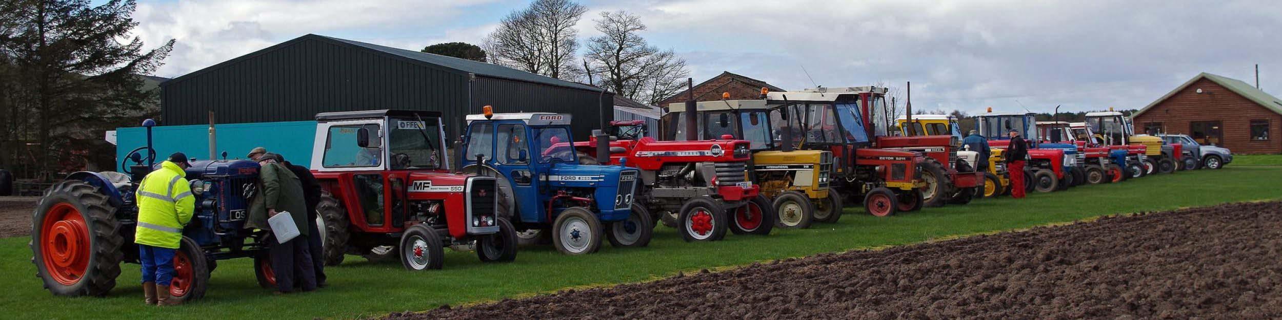 Fife Vintage Agricultural Machinery Club